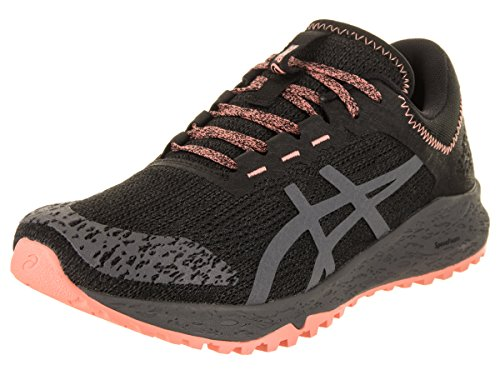 ASICS Women's Alpine XT Running Shoe Black/Carbon/Begonia Pink 9 (S)