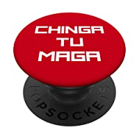 Chingatumaga PopSockets PopGrip: Swappable Grip for Phones & Tablets
