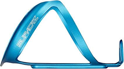 Neon Pink//Blue Supacaz Fly Bicycle Water Bottle Cage Limited Edition