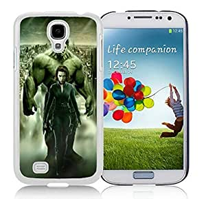 Hulk Case For Samsung Galaxy S4 i9500 White