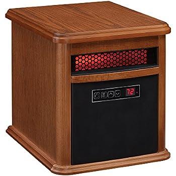Amazon Com Comfort Zone Infrared Quartz Heater 3413 Btu