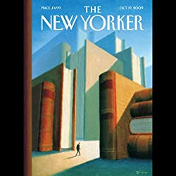 The New Yorker, October 19, 2009 (William Finnegan, Malcolm Gladwell, Lizzie Widdicombe)