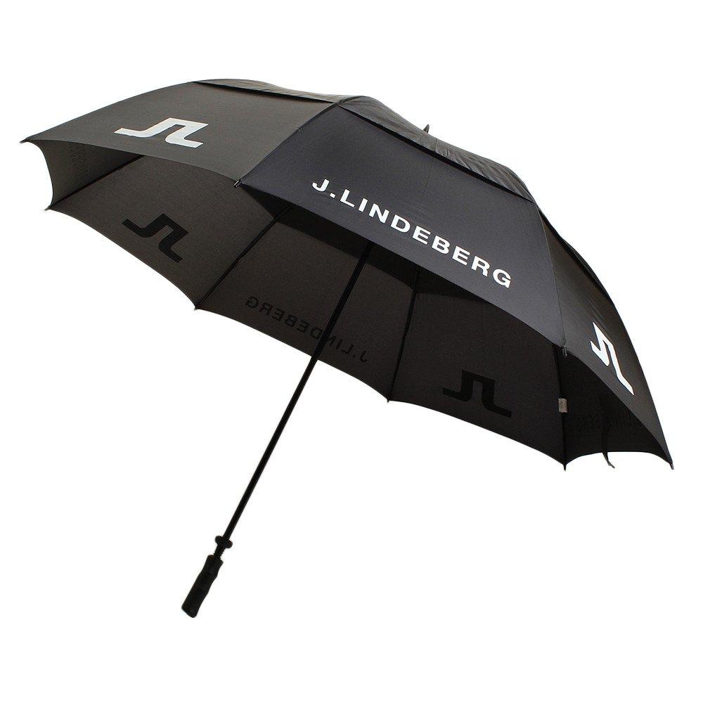 Jリンドバーグ(Jリンドバーグ) JL Umbrella Canopy 073-96940-019 傘 B077XN62H2ブラック F