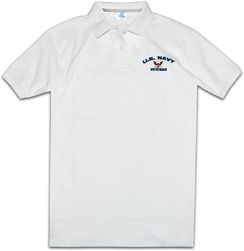 U.S.Navy Veteran Men's Polo Style