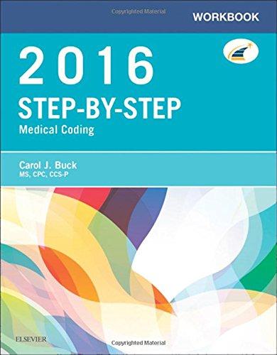 Step By Step Medical Coding 2016 Wkbk.