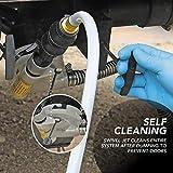Valterra 10-Foot Sewer Solution Kit, Universal