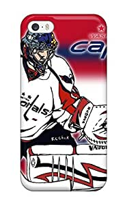 Premium [DamPAHV5180udSBr]washington Capitals Hockey Nhl (35) Case For For iphone 4/4s - Eco-friendly Packaging(3D PC Soft Case)