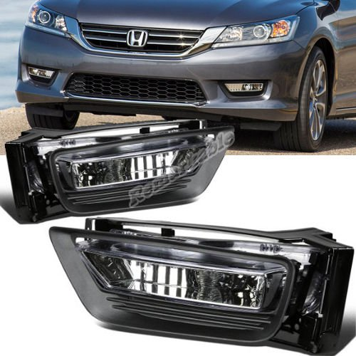 Remarkable Power 2013 2014 2015 Honda Ac - Honda Accord Fog Light Installation Shopping Results