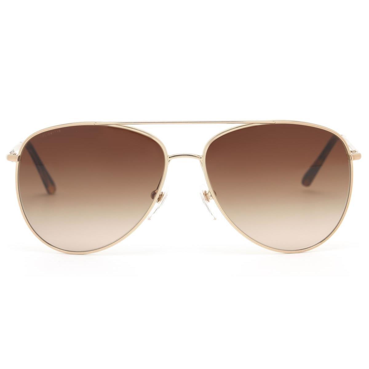 6092c4f85e5f1 Amazon.com  Burberry BE3072 118913 Gold BE3072 Pilot Sunglasses Lens  Category 3 Size 57mm  Burberry  Shoes