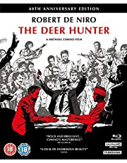 The Deer Hunter 40th Anniversary Collector's Edition [Blu-ray] [2018]