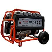 IRWINDALE INDUSTRIAL MK6250R Portable Generator 6250 Watt Max / 5000 Watt Rated