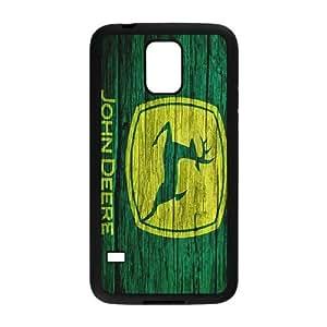 Samsung Galaxy S5 Phone Case Black John Deere SF8597502