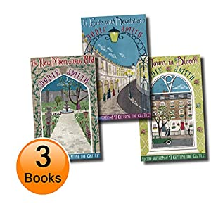 Dodie Smith Collection 3 Books Set - It Ends with Revelations, the New Moon with the Old, the Town in Bloom
