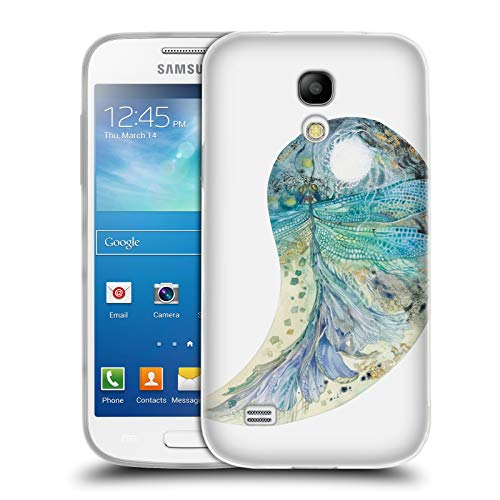 Official Stephanie Law Divergent Insects Soft Gel Case for Samsung Galaxy S4 Mini - Galaxy Phone Divergent S4 Case