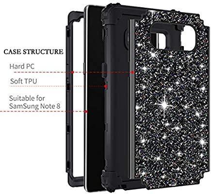 Amazon.com: Casetego - Carcasa para Samsung Galaxy Note 8 ...