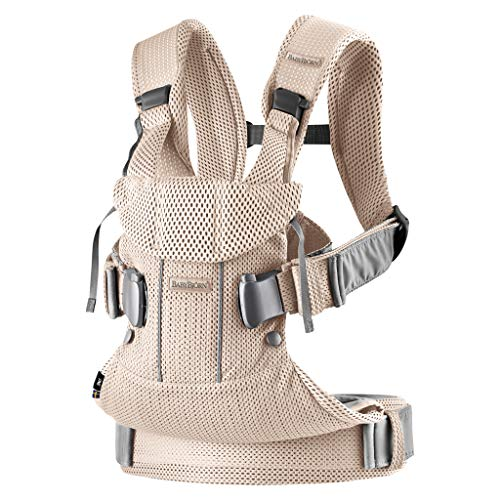 BABYBJÖRN New Baby Carrier One Air 2019 Spring/Summer Collection - Pearly Pink