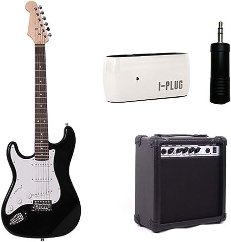 LVSSY-Guitarra Eléctrica Profesional Izquierda con Un Conjunto ...