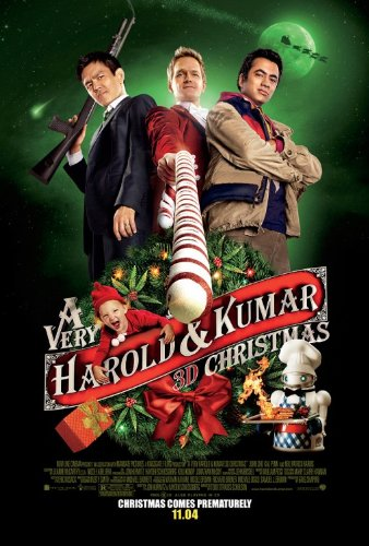 A Very Harold & Kumar Regular Movie Poster Double Sided Original
