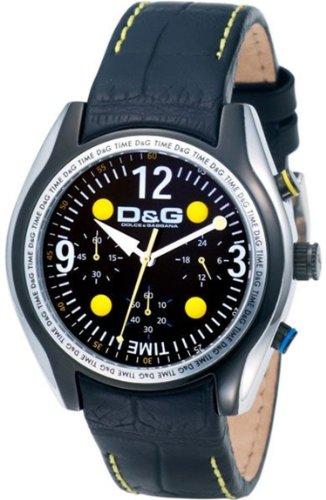 Dolce & Gabbana Time Mens Chronograph Watch DW0311