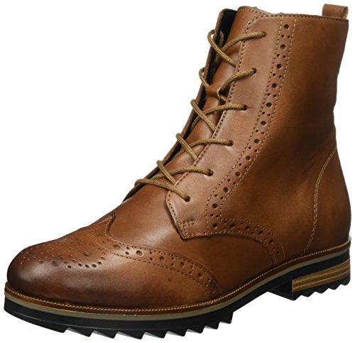 Remonte Damen R2284 Combat Boots Braun (Chestnut/Chestnut)