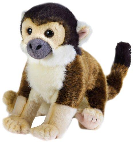National Geographic Squirrel Monkey Plush - Medium (Plush Squirrel Monkey)