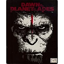 Dawn of the Planet of the Apes 2-Disc Limited Edition SteelBook (Region A, B & C Thailand Import) Blu-ray