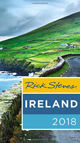 Rick Steves Ireland 2018 cover