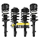 1996-2007 Ford Taurus Quick Complete Struts Shocks Assembly (Set of 4)
