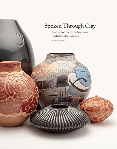 Spoken Through Clay: Native Pottery of the Southwest―The Eric Dobkin Collection by Museum of New Mexico Press