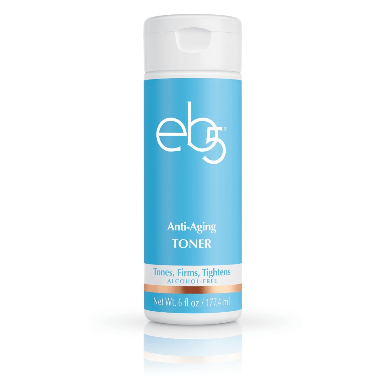 eb5 Anti-Aging Facial Toner | Alcohol-Free, Balancing and Firming - 6oz