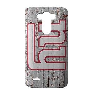 WWAN 2015 New Arrival new york giants 3D Phone Case for LG G3