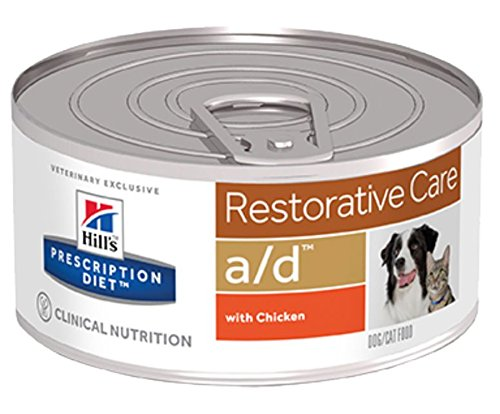 Hill's Prescription Diet a/d K9/Fel Critical Care 24 x 5.5 oz cans by Hill's Pet Nutrition (Image #1)