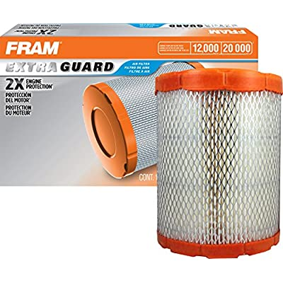 FRAM CA9345 Extra Guard HD Radial Seal Air Outer Filter: Automotive