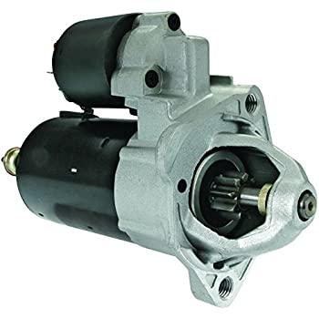 TYC 2.8L V6 STARTER FOR 01 TO 06 AUDI A4 QUATTRO