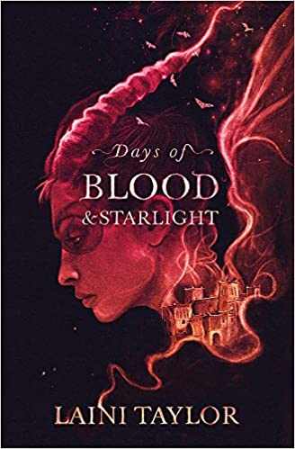 Days of Blood and Starlight: The Sunday Times Bestseller. Daughter of Smoke  and Bone Trilogy Book 2: Amazon.co.uk: Taylor, Laini: 9781529353976: Books