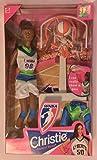 Christie Friend of Barbie WNBA figurine