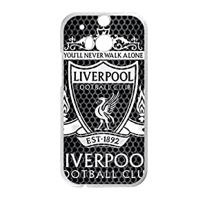 DAZHAHUI liverpool football club Cell Phone Case for HTC One M8