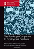 img - for The Routledge Companion to Employment Relations (Routledge Companions in Business, Management and Accounting) book / textbook / text book