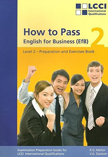 How to Pass, English for Business, Bd.2, Second Level