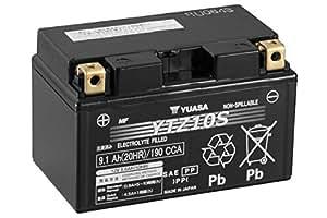 Batería Yuasa YTZ10S - No requiere mantenimiento