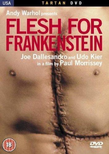 Flesh For Frankenstein [DVD] by Joe Dallesandro B01I05MVF8