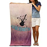 Annabelle The Famous Rock Band Beach Towels