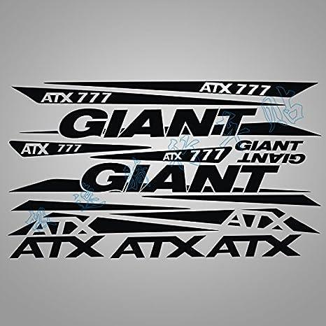 ATAX stem bicycle decal sticker silk screen FREE SHIPPING