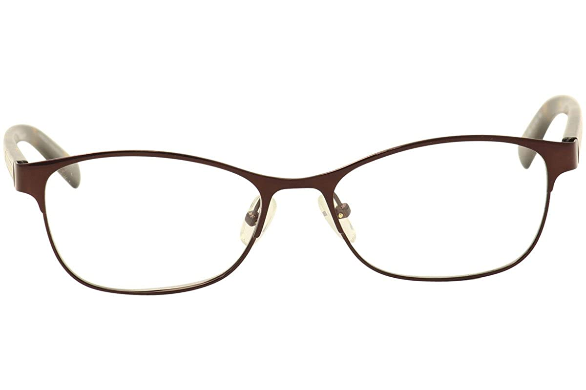 a56d56c5d728 Armani Exchange AX1010 Eyeglass Frames 6001-53 - Brown AX1010-6001-53   Amazon.ca  Clothing   Accessories
