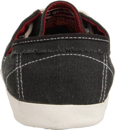 GLOBE Skateboard Shoes SPARROW VINTAGE BLACK/BLACK Skate