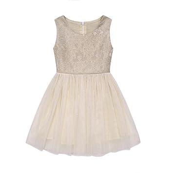 Mädchen Kleider Dasongff Sommer Baby Mädchen Prinzessin Kleid ...