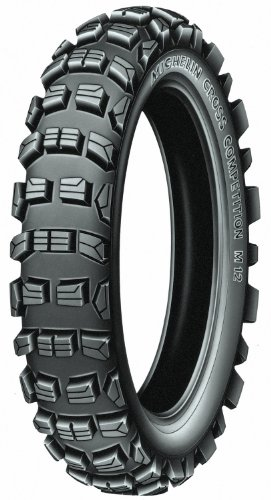 Michelin M12XC Motorcycle Tire Dual/Enduro Rear 130/70-19