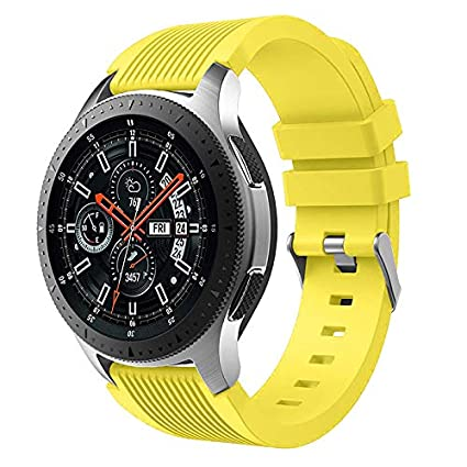 Amazon.com: Compatible con Samsung Galaxy Watch de 1.811 in ...