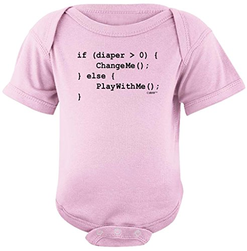 Baby Gifts All Programmer Bodysuit