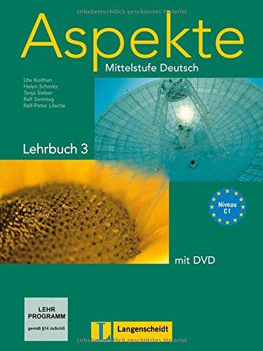 Aspekte 3: Lehrbuch mit DVD